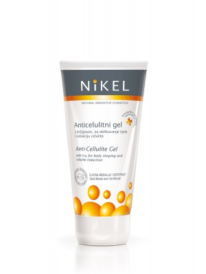 NiKEL Anticelulitni gel z bršljanom